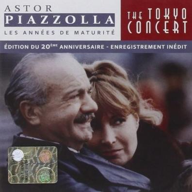 Astor Piazzolla (Астор Пьяццолла): Tokyo Concert