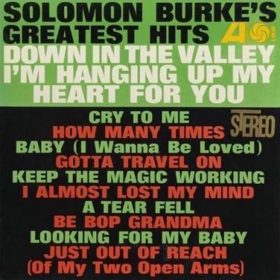 Solomon Burke (Соломон Бёрк): Solomon Burke's Greatest Hits