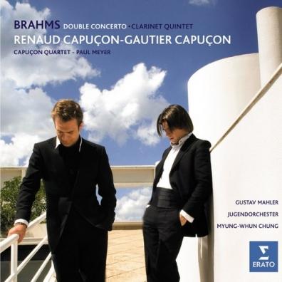 Renaud Capucon (Рено Капюсон): Double Concerto &  Clarinet Quintet, Op.115