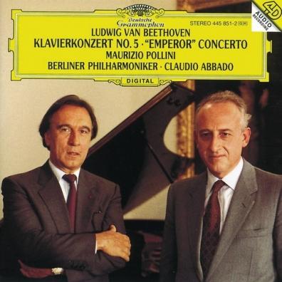 "Maurizio Pollini (Маурицио Поллини): Beethoven: Piano Concerto No.5 ""Emperor"""