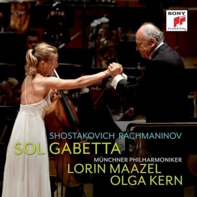 Sol Gabetta (Соль Габетта): Shostakovich Cello Concerto No. 1 / Rach