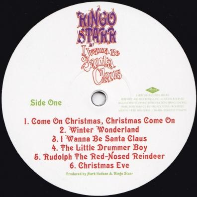 Ringo Starr (Ринго Старр): I Wanna Be Santa Claus