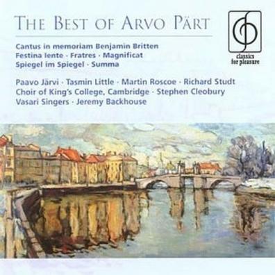 Paavo Jarvi (Пааво Ярви): The Best Of Paert: Fratres, Summa, Magnificat, Cantus