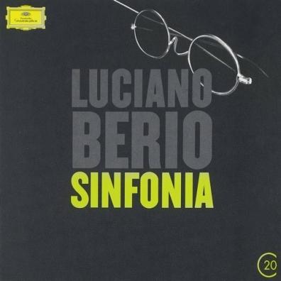 Peter Eotvos (Петер Этвёш): Berio: Sinfonia