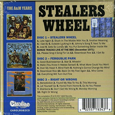 Stealers Wheel: The A&M Albums
