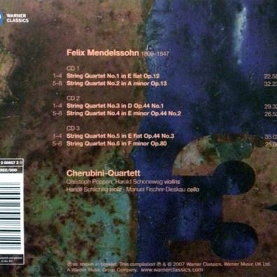 Cherubini Quartett (Черубини Квартетт): String Quartets Nos.1-6