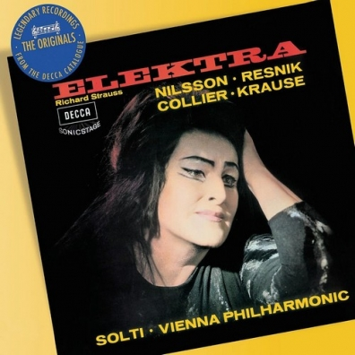 Sir Georg Solti (Георг Шолти): Strauss, R.: Elektra