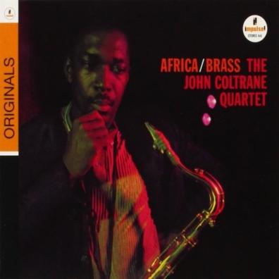 John Coltrane (Джон Колтрейн): Africa/ Brass