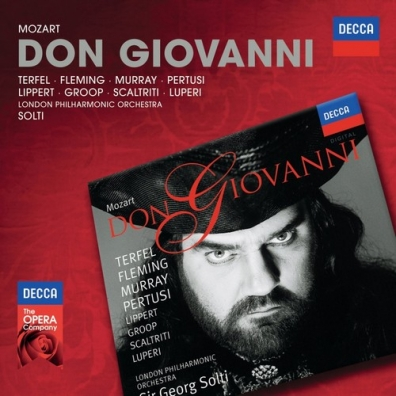 Sir Georg Solti (Георг Шолти): Mozart: Don Giovanni