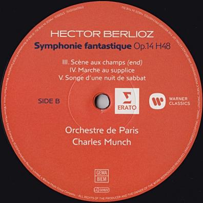 Hector Berlioz (Гектор Берлиоз): Symphonie Fantastique