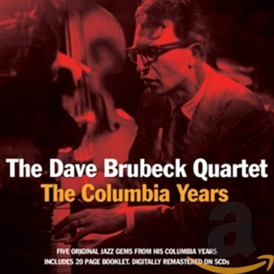 Dave Brubeck (Дэйв Брубек): The Columbia Years