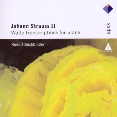 Rudolf Buchbinder (Рудольф Бухбиндер): Waltz Transcriptions For Piano