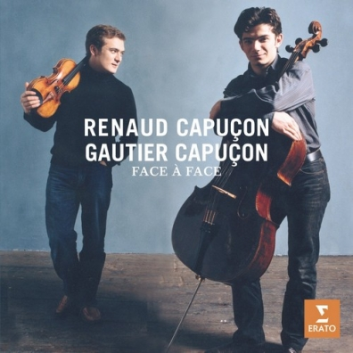 Renaud Capucon (Рено Капюсон): Face A Face - Works For Violin & Cello