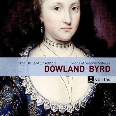 The Hilliard Ensemble (Зе Хиллиард-Ансамбль): Dowland & Byrd: The Hilliard Ensemble