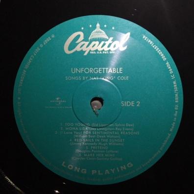 Nat King Cole (Нэт Кинг Коул): Unforgettable