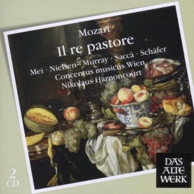 Nikolaus Harnoncourt (Николаус Арнонкур): Il Re Pastore