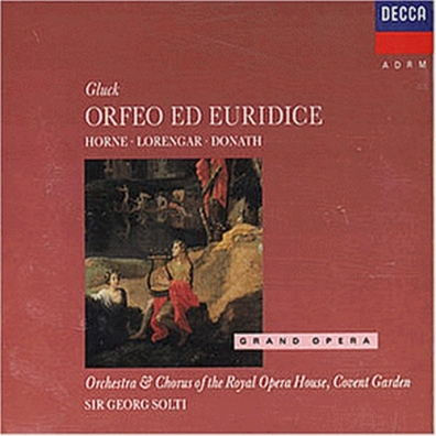 Sir Georg Solti (Георг Шолти): Gluck: Orfeo ed Euridice
