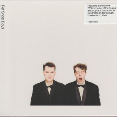 Pet Shop Boys: Actually