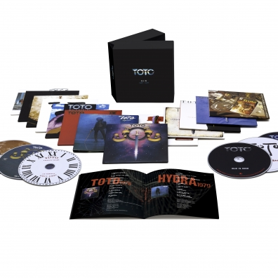 Toto: All In - The Cds