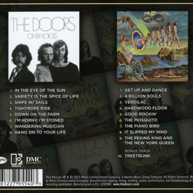 The Doors (Зе Дорс): Other Voices / Full Circle