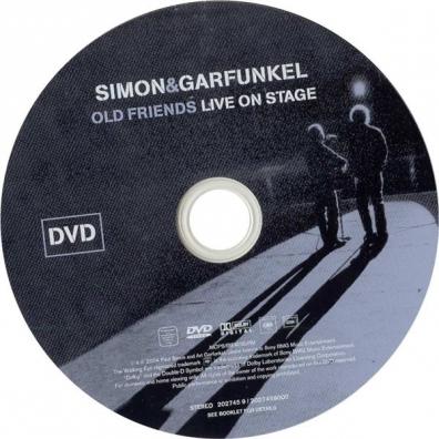 Simon & Garfunkel (Симон И Гарфункель): Old Friends Live On Stage