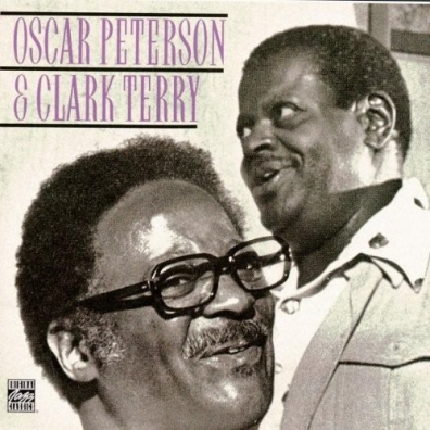 Oscar Peterson (Оскар Питерсон): Oscar Peterson & Clark Terry