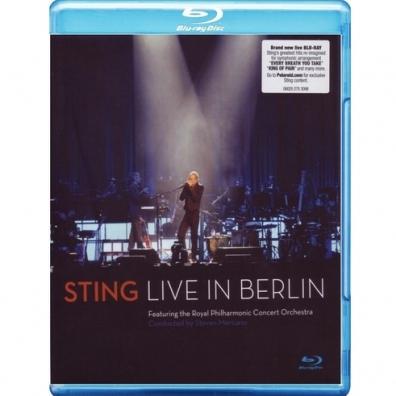 Sting (Стинг): Live In Berlin