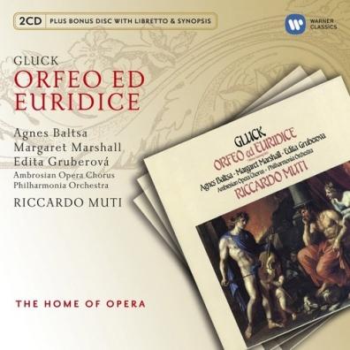Riccardo Muti: Orfeo Ed Euridice