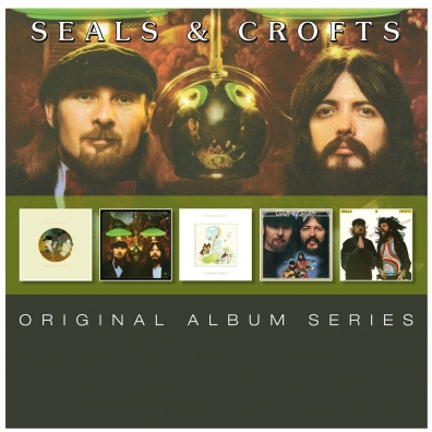 Seals & Crofts: Original Album Series