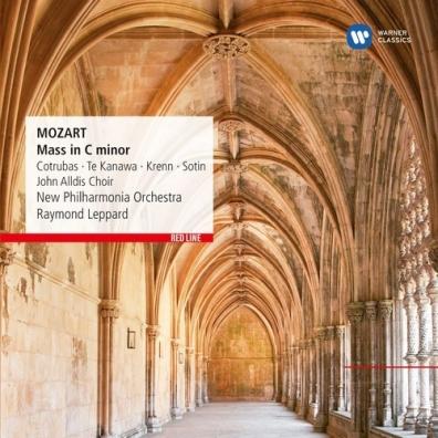 Raymond Leppard (РэймондДжонЛеппард): Messe C-Moll Kv 427