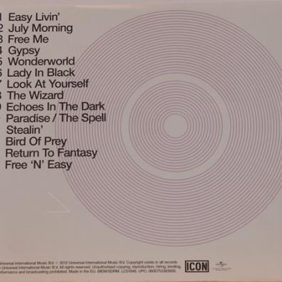 Uriah Heep (Юрай Хип): Icon