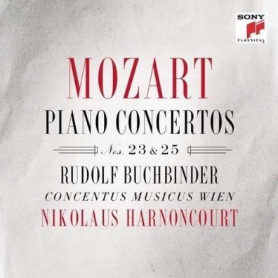 Rudolf Buchbinder: Piano Concertos Nos. 23 & 25