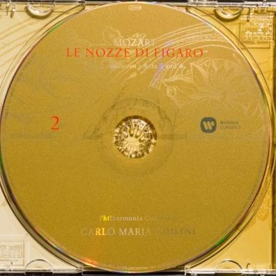 Carlo Maria Giulini (Карло Мария Джулини): Le Nozze Di Figaro