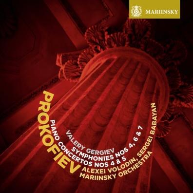 Sergei Prokofiev (Сергей Сергеевич Прокофьев): Prokofiev: Symphonies 4,6+7