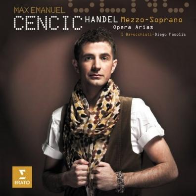 "Max Emanuel Cencic (Макс Эмануэль Ценчич): ""Mezzo Soprano"" - Opera Arias"