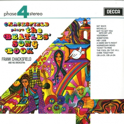 Frank Chacksfield Orchestra (Франк Честерфилд Оркестра): The Beatles' Song Book