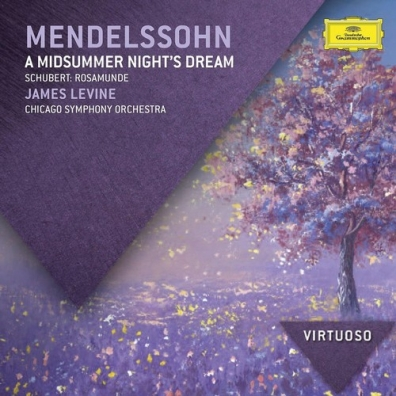 James Levine (Джеймс Ливайн): Mendelssohn: A Midsummer Night's Dream