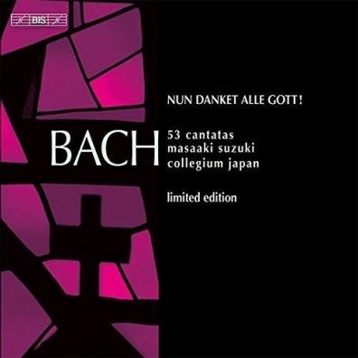 Masaaki Suzuki (Масааки Судзуки): 53 Cantatas
