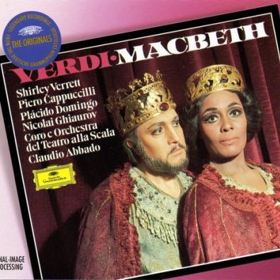 Claudio Abbado (Клаудио Аббадо): Verdi: Macbeth