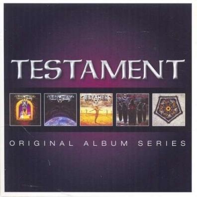 Testament (Тестамент): Original Album Series
