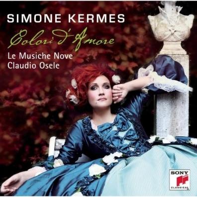 Simone Kermes (Симона Кермес): Colori D'Amore
