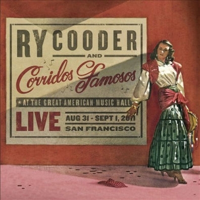 Ry Cooder (Рай Кудер): Live In San Francisco