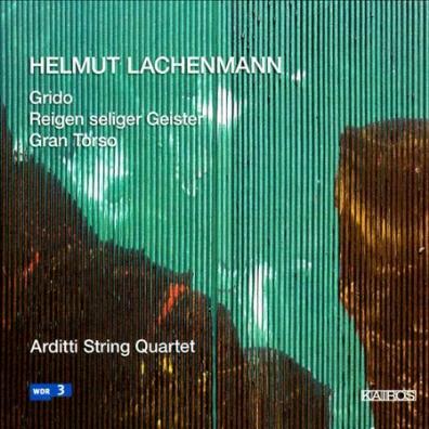 Helmut Lachenmann (Хельмут Лахенман): Lachenmann: String Quartets