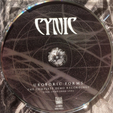 Cynic: Uroboric Forms – The Complete Demo Recordings