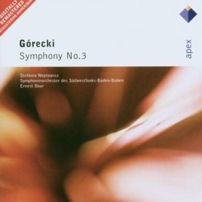 Stefania Woytowicz (Стефания Войтович): Górecki: Symphony No.3