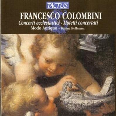 Modo Antiquo (Модо Антикио): Concerti Ecclesiastici