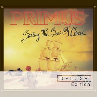 Primus (Примус): Sailing Of The Seas Of Cheese