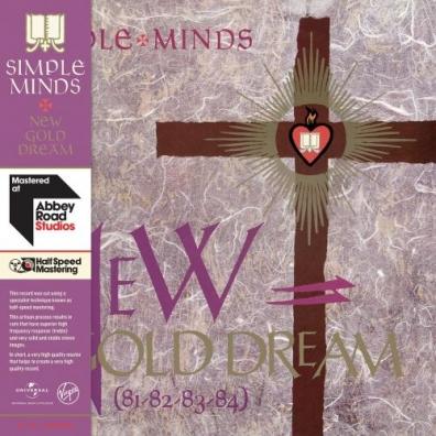 Simple Minds (Симпл Майндс): New Gold Dream (81-82-83-84)