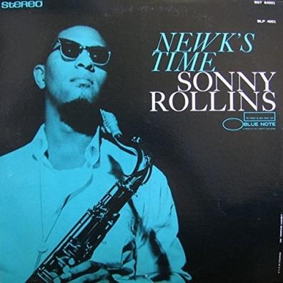 Sonny Rollins (Сонни Роллинз): Newk's Time