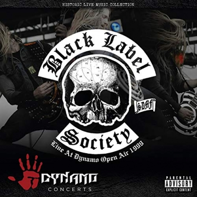 Black Label Society (Блэк Лейбл Сосаети): Live At Dynamo Open Air 1999